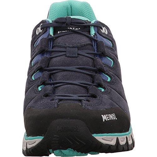 Meindl Damen Bergsteigerschuh mint Wander blau O1qYUP