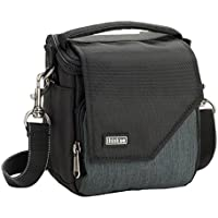 Think Tank Mirrorless Mover 10 Shoulder Bag for Mirrorless Body Camera with 1-2 Lenses, Pewter