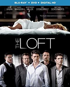 Cover Image for 'Loft, The (Blu-ray)'