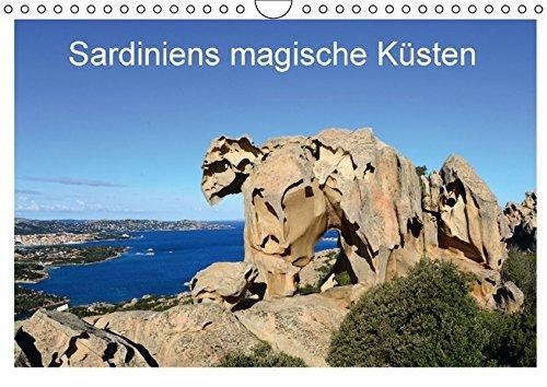 sardiniens-magische-ksten-wandkalender-2016-din-a4-quer-der-bildschne-kalender-zeigt-fantastische-felslandschaften-und-paradiesische-buchten-monatskalender-14-seiten-calvendo-orte