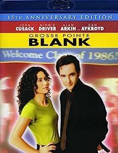 Grosse Pointe Blank (15th Anniversary Edition) [Blu-ray]