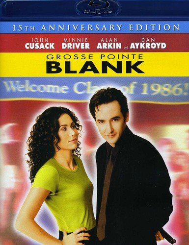 Blu-ray : Grosse Pointe Blank: 15th Anniversary Edition (Anniversary Edition, Digital Theater System, AC-3, Dubbed, )