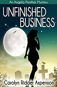 Unfinished Business by Carolyn Ridder Aspenson ebook deal