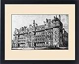 Framed Print of St Mary s Hospital, Paddington, West London