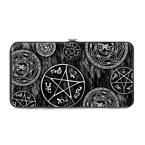 Hinge Wallet (Buckle-Down Buckle-Down Hinge Wallet - Supernatural Accessory, -Supernatural, 7