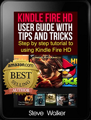amazon com kindle fire hd user guide with tips and tricks rh amazon com Speakers for Kindle Fire USB Cord for Kindle Fire
