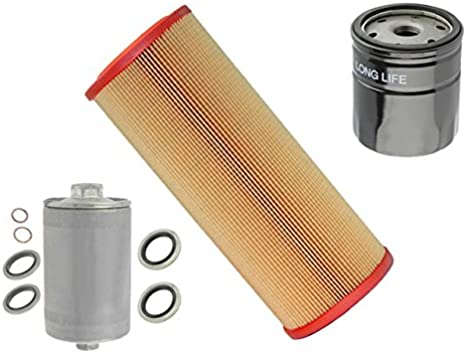 See Description for Fitments Saab Fuel Filter Seal Kit