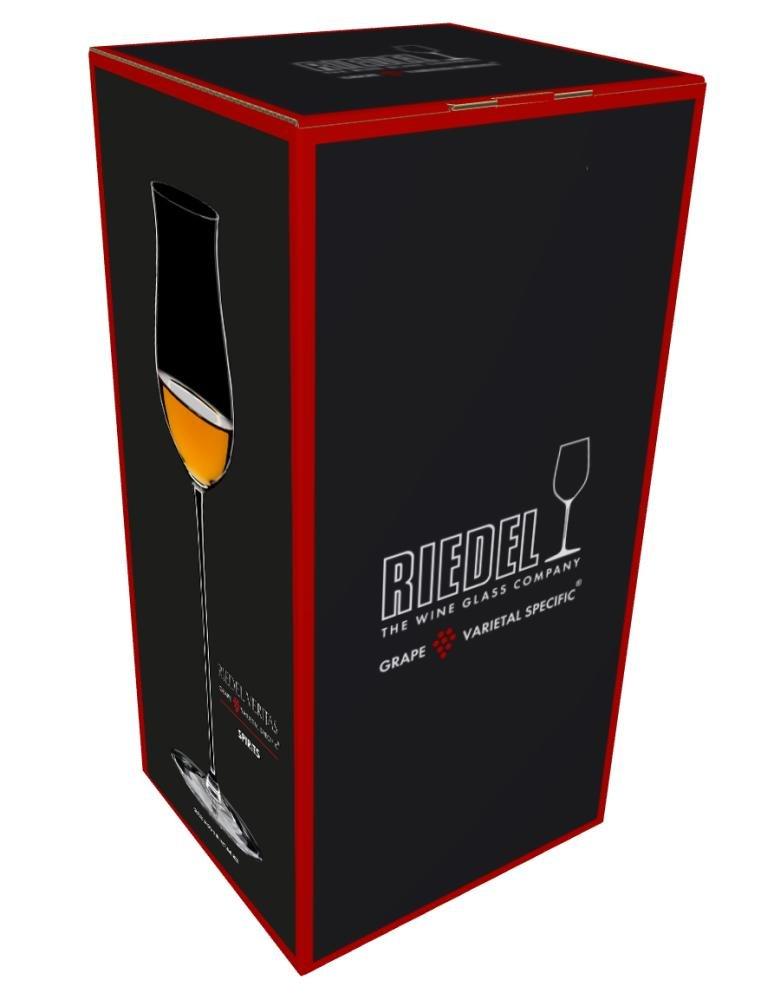 Riedel Calvados Glas Verpackung