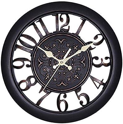 De Pared Wall Saati Digital Wall Clocks Black