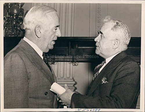 Vintage Photos 1939 Photo Republican John Dempsey Noah Mason Committee Members Washington from Vintage Photos