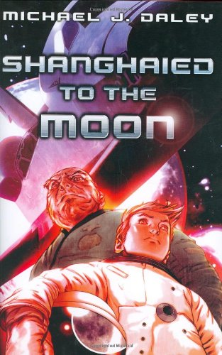 book cover of Shanghaied to the Moon