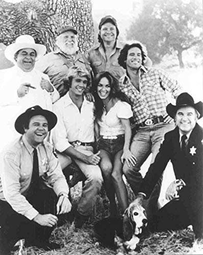 Dukes of Hazzard Cast 8 x 10 Glossy Photo Picture Image #2 ()