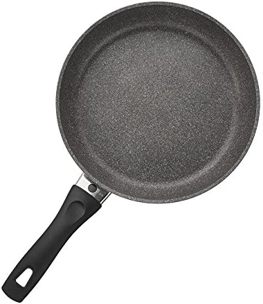 Ballarini 75001-651 Parma Forged Aluminum Nonstick Fry Pan Set, 2-Piece, Granite