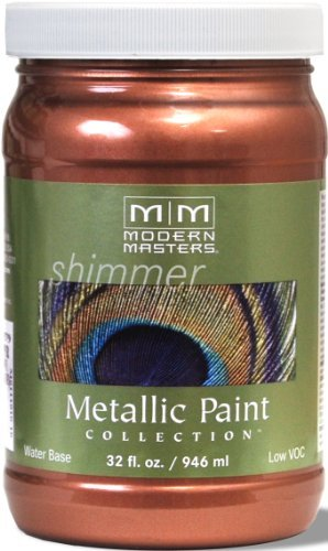 Modern Masters ME195-32 Metallic Copper, 32-Ounce by Modern Masters