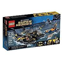 LEGO Super Heroes 76034 The Batboat Harbour Pursuit Building Kit