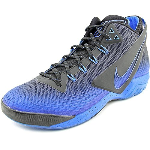 Nike Zoom Fält Allmänna Man Gymnastiksko Svart Blå