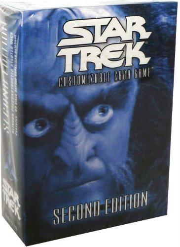 (Star Trek 2nd Edition CCG Klingon Preconstructed Deck)