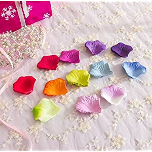 La Tartelette Silk Rose Petals Wedding Flower Decoration 91