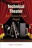 Technical Theater for Nontechnical People, Drew Campbell, 1581153449