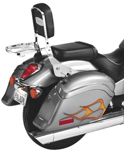 Honda Vtx1300c Backrest (National Cycle Paladin Backrest P9800A)