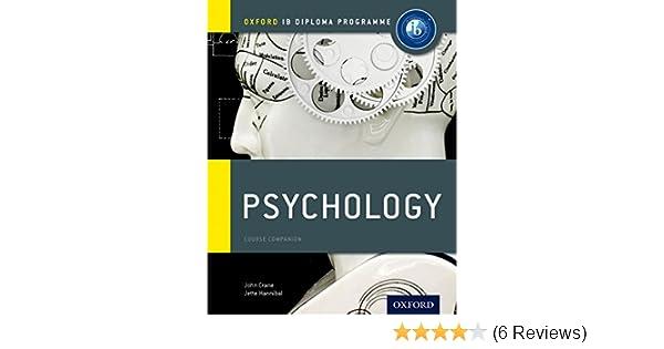 Amazon com: IB Psychology: Course Book: Oxford IB Diploma