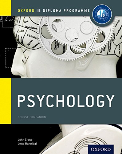 IB Psychology: Course Book: Oxford IB Diploma Program