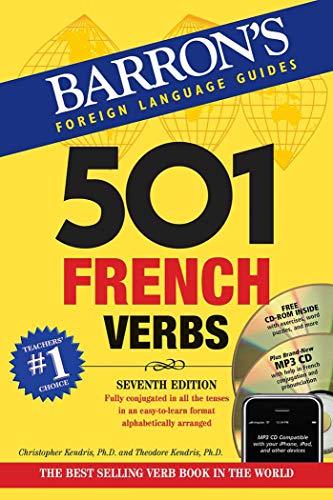 501 French Verbs (501 Verb Series)