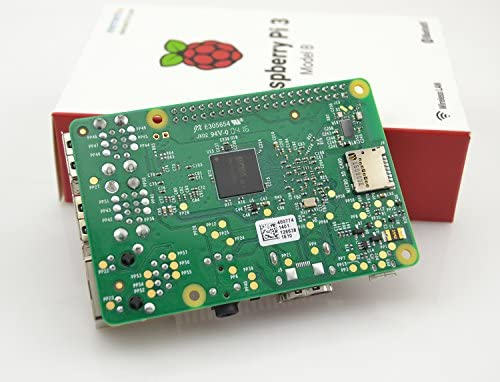 Raspberry Pi 3 Model B Tarjeta: Amazon.es: Informática