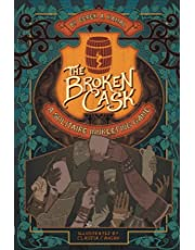 The Broken Cask: A Solitaire Innkeeping Game