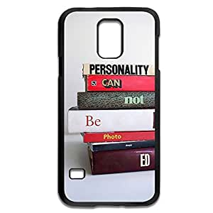 Samsung Galaxy S5 Cases Sayings Design Hard Back Cover Cases Desgined By RRG2G