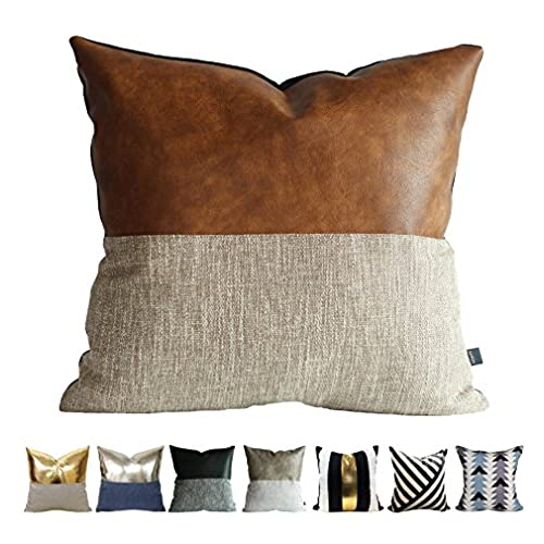 for the ideal garden covers cushion pillow faux leather scatter pillows silver cover also