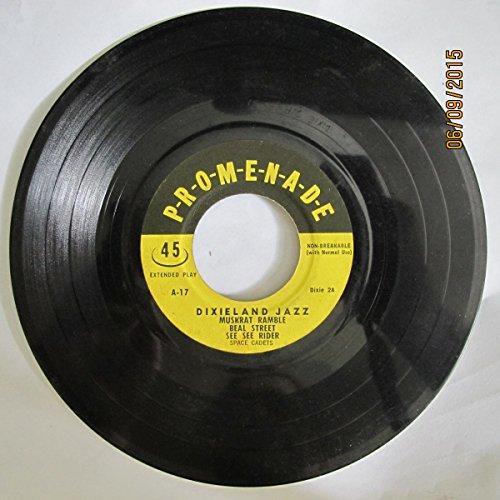 Dixieland Jazz: Muskrat Ramble / Beal Street / See See Rider / Tiger Rag / Loveless Love / Sol -