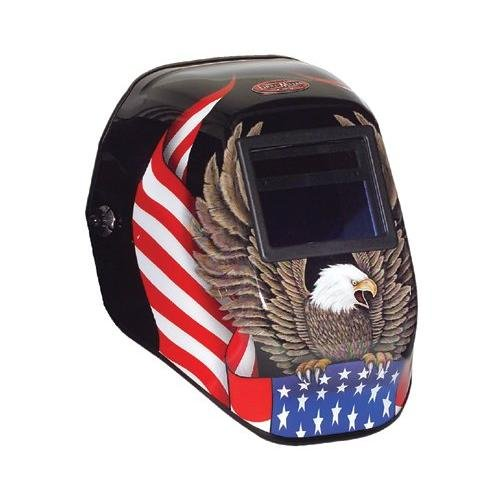 FMX Tigerhood® Futura® Welding Helmets - fmx spirit of america tigerhood auto dkng 9-13