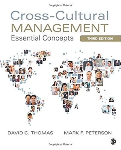 Cross cultural management essential concepts david c thomas mark cross cultural management essential concepts david c thomas mark f peterson 9781452257501 amazon books fandeluxe Choice Image