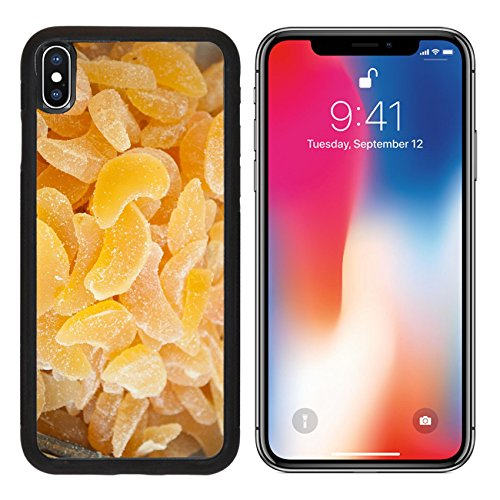 MSD Premium Apple iPhone X Aluminum Backplate Bumper Snap Case IMAGE ID: 27991496 jellies of different colors and flavors