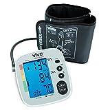 Blood Pressure Monitor by Vive Precision - Best Automatic Digital Upper Arm Cuff