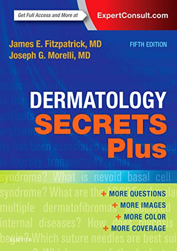 Dermatology Secrets Plus, 5e