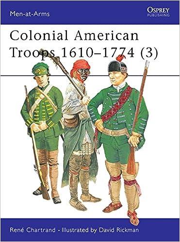 Como Descargar De Mejortorrent Colonial American Troops 1610-1774 (3): Pt. 3 Kindle Paperwhite Lee Epub