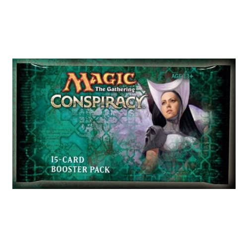 Conspiracy Booster Pack - English - Magic: The Gathering