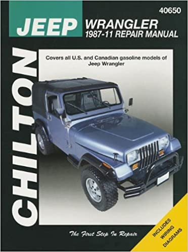 2002 Jeep Wrangler Parts Manual