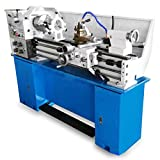 Mophorn Metal Lathe 14x40 Inch Micro Metal Lathe 1.5KW Variable Speed 70-2000RPM 1.14'' Spindle Bore 2-AXIS DRO Installed Lathe (Metal Lathe 14x40 inch)