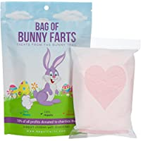 Bag of Bunny Farts Cotton Candy Funny Unique Easter...