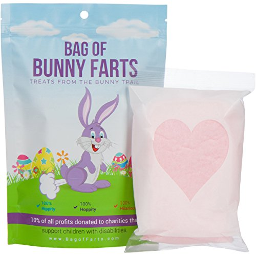 Bag of Bunny Farts Cotton Candy