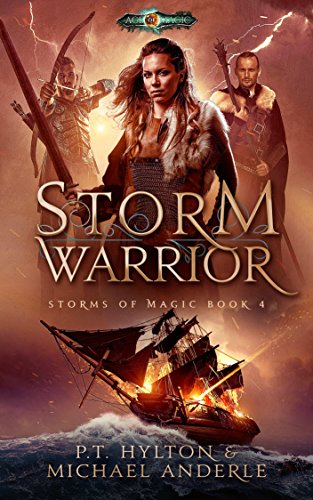 Storm Warrior: Age Of Magic - A Kurtherian Gambit Series (Storms Of Magic Book 4) cover