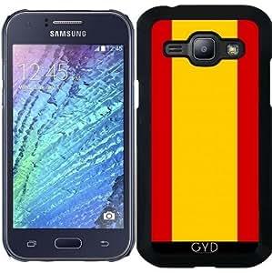 Funda para Samsung Galaxy J1 - Bandera De España by zorg