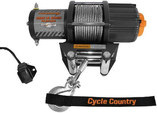 Cycle Country Winch - 9