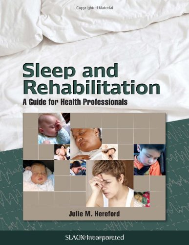 (Sleep and Rehabilitation: A Guide for Health Professionals)