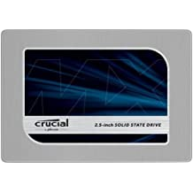 """(OLD MODEL) Crucial MX200 500GB SATA 2.5"""" 7mm (with 9.5mm adapter) Internal Solid State Drive - CT500MX200SSD1"""