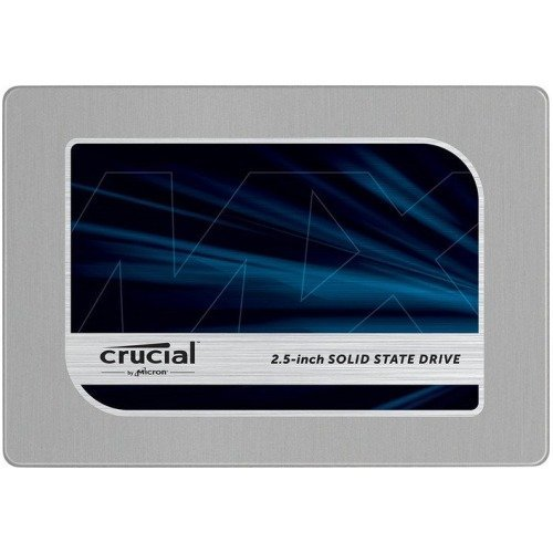 "(OLD MODEL) Crucial MX200 500GB SATA 2.5"" 7mm (with 9.5mm adapter) Internal Solid State Drive - CT500MX200SSD1"