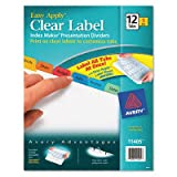 AVE11405 - Avery Index Maker Dividers